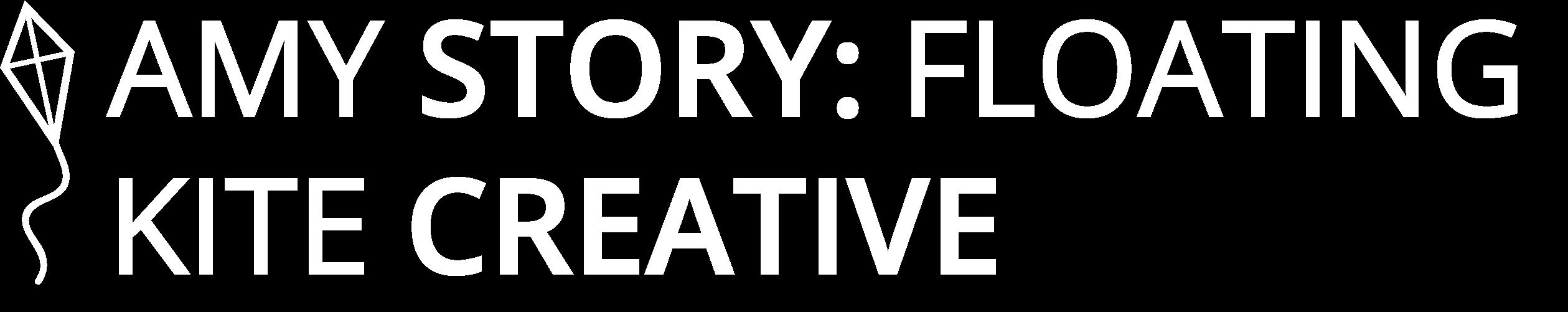 Amy Story: Floating Kite Creative